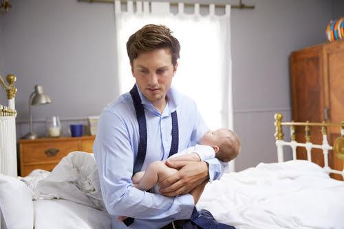 Postpartum Depression for Men