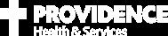 white providence logo 189 by 41 pixels